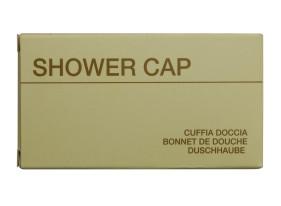 Cuffia doccia crema