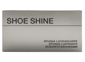 Lucida scarpe argento
