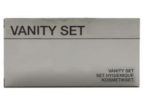 Vanity set argento