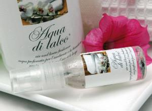 Apa parfumata Talco