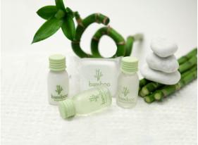 Bamboo shampoo line - Allegrini