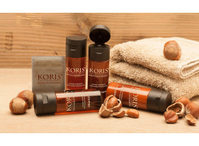 Bottles soap brand koris - Allegrini