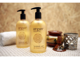 Dispenser 500ml Argan source - Allegrini