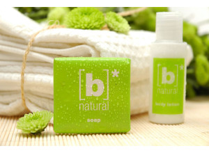 Ecolabel soap b natural - Allegrini